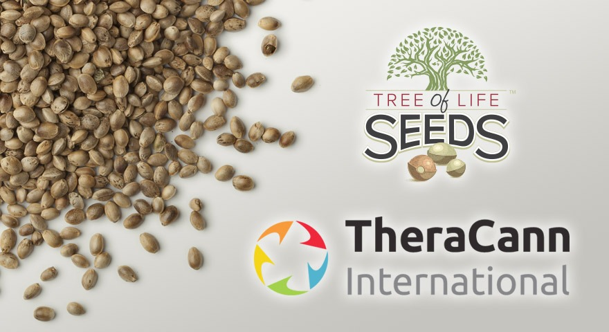 Tree of Life Seeds Partner with TheraCann USA