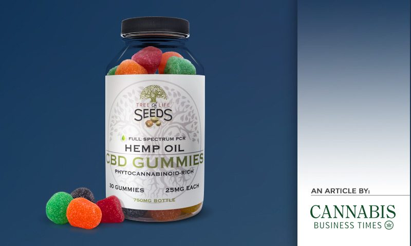 Tree of Life Seeds Gummies
